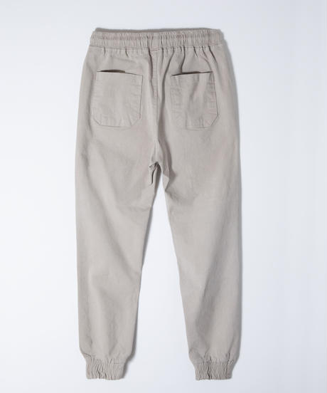 Cropped Stretch Jogger Pants