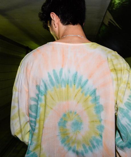 TT/UNISEX Tie dye Firework T(long)