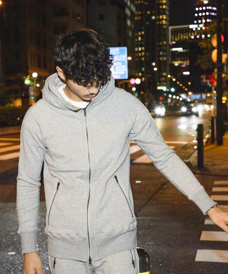 Premium Sweat Big Hood Jacket