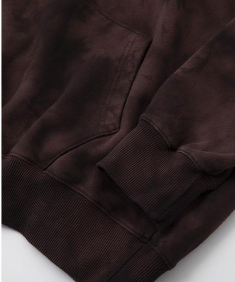 Unisex Tie Dye Sweat Hoodie