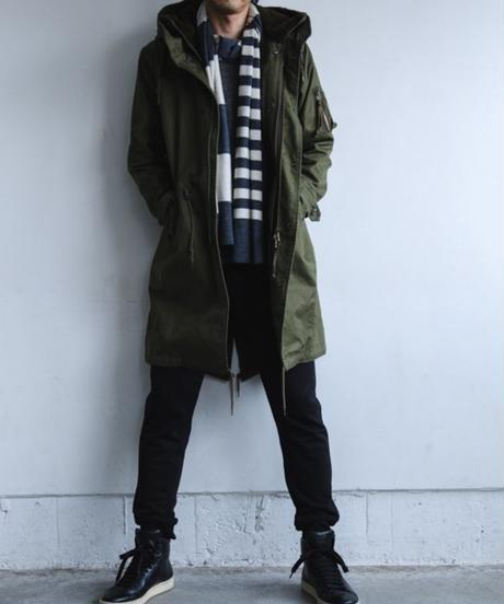 Mods Coat [19M003]MEN