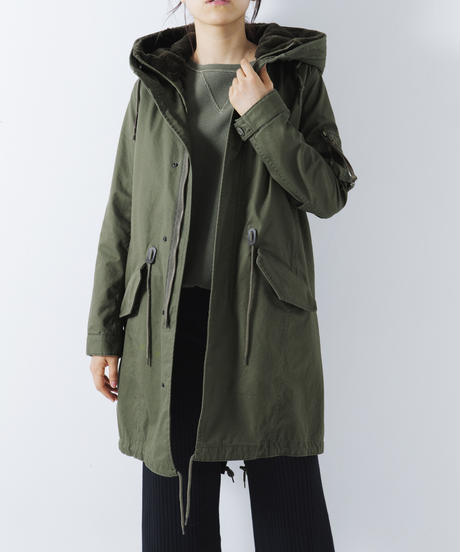 Mods Coat [19L003]WOMAN