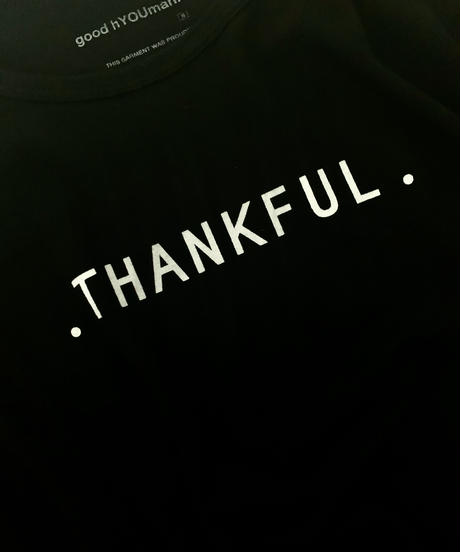 GH Thankful mens T-shirt