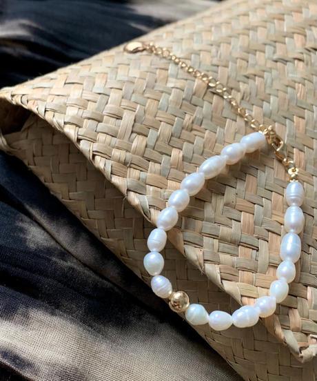 TT/Water pearl Bracelet