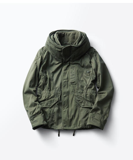 Nomad Big Hood Jacket   [19L001]WOMAN