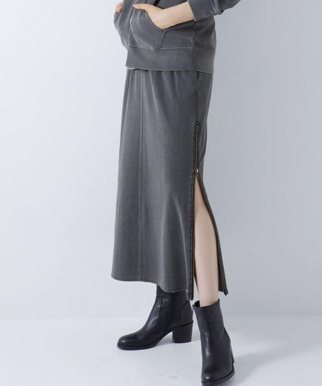 Old School Thermal Skirt  [19L009]