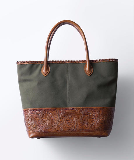 Carving&Canvas Tote Bag [19Z005]