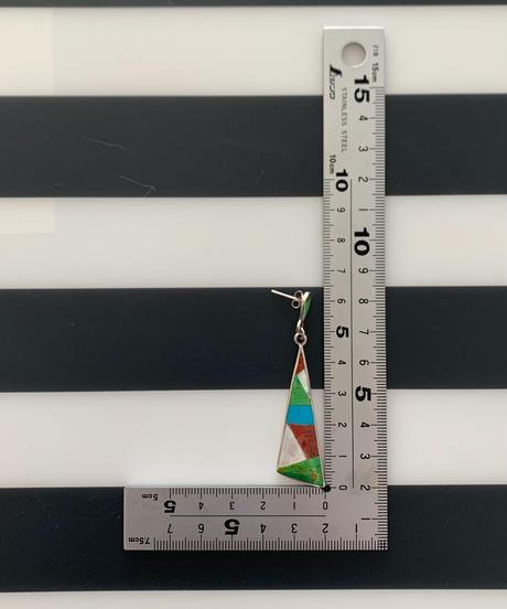 Silver925 Triangle Pierce