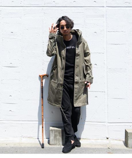 Nomad Big Hood Long Jacket(Unisex/Large size)