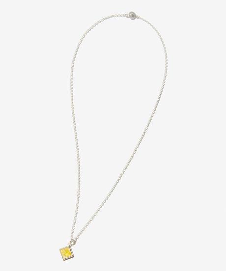 【新作】rehacer×VISCERAL Flower Studs Necklace