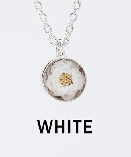 Viburnum Necklace Silver  (38cm)  (ladies)