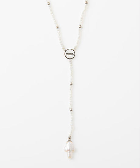 Pearl Rosario Necklace
