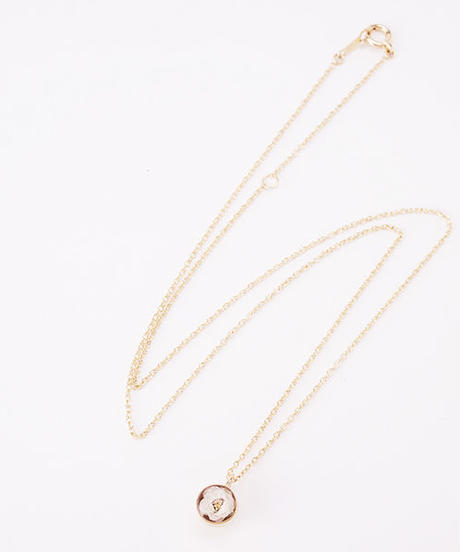 Viburnum Necklace Gold  (40cm)