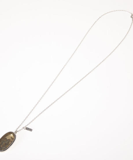 Herbarium Necklace・Mimosa・(18K Gold )