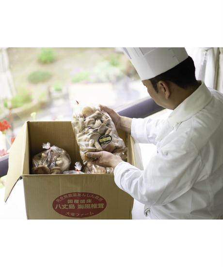 八丈島 うみかぜ椎茸のポタージュ(5個入り) 【冷凍食品】