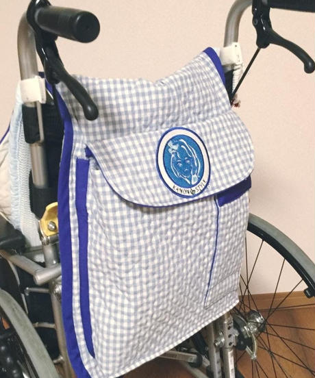 介護用品  カスタムメード  車椅子カバー