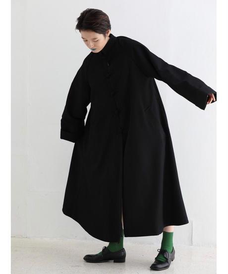 【Orfeo Original】 China Coat BK