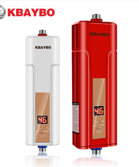 KBAYBO 瞬間湯沸かし器 A-1886 5500w  瞬時水ヒーター 水道水ヒーター  インスタント水ヒーター  電気シャワー