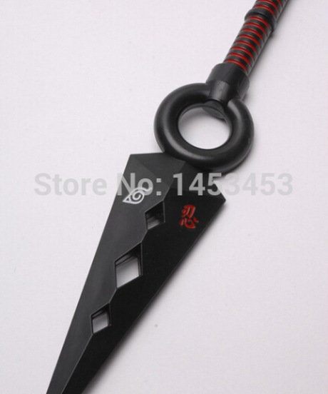 NARUTO - ナルト - 忍具 特殊クナイ プラスチック製 コスプレ衣装コスプレ武器 忍者武器