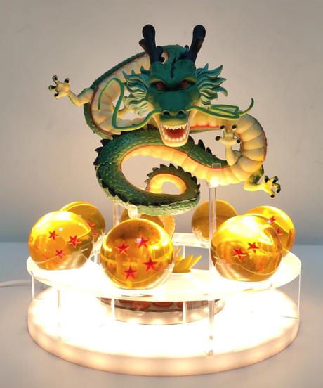 ドラゴンボール神龍シェンロンドラゴンボールボールLED DIYナイトライト
