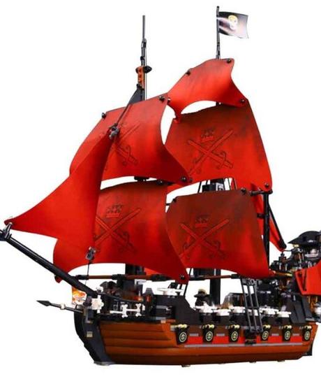 LEGO パイレーツオブカリビアン アン女王の復讐号