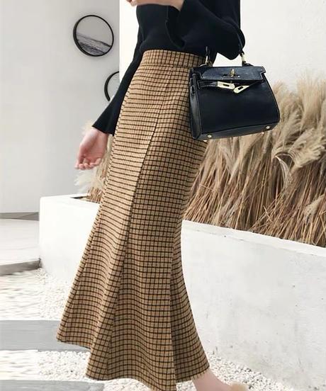 #102 マーメイドスカート