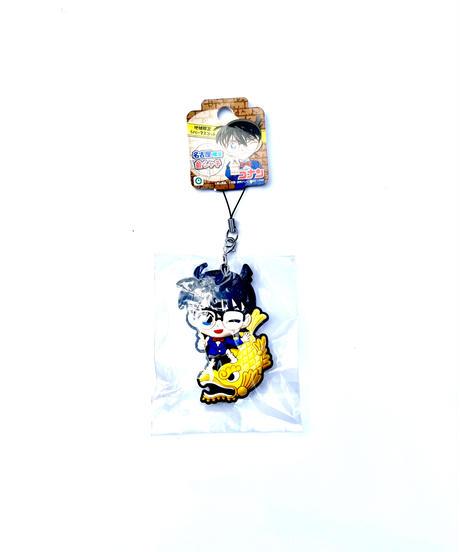 『名探偵コナン』ラバーマスコット 名古屋限定・金鯱