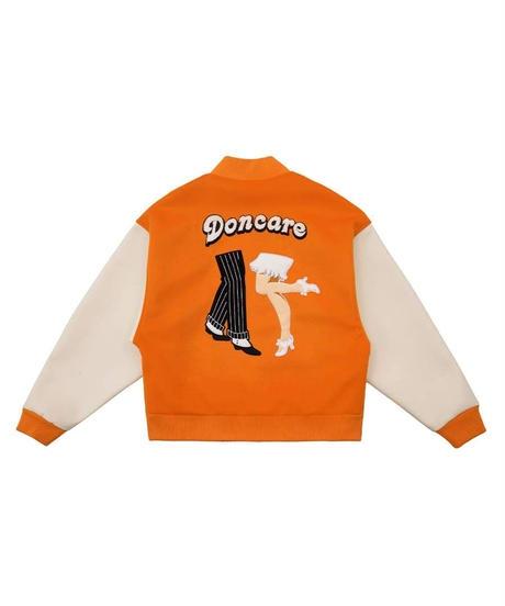 DONCARE(FFF) / twist collage jacket