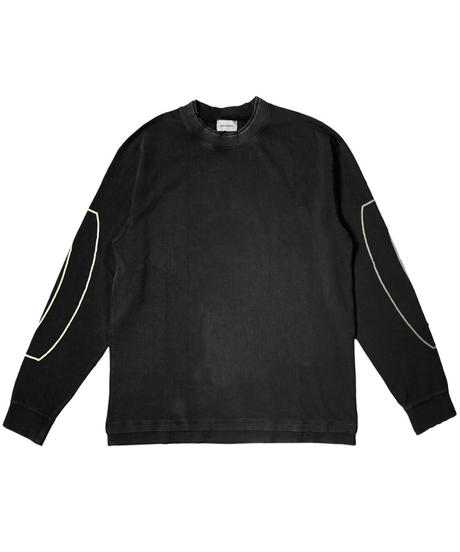 ASKYURSELF / banned L/S tee