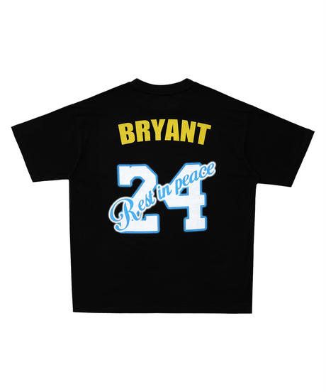 DONCARE(FFF) / r.i.p kobe S/S tee