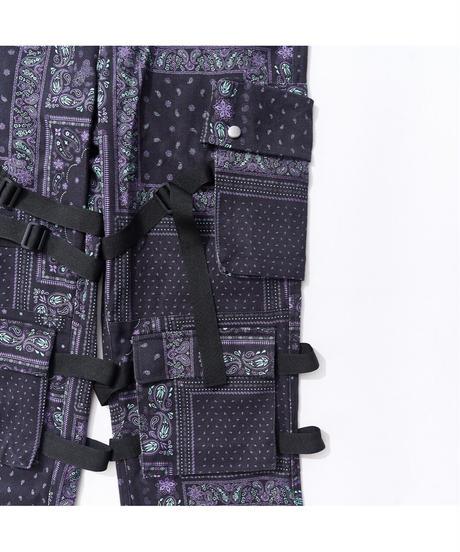 ROGIC / paisley cargo pants