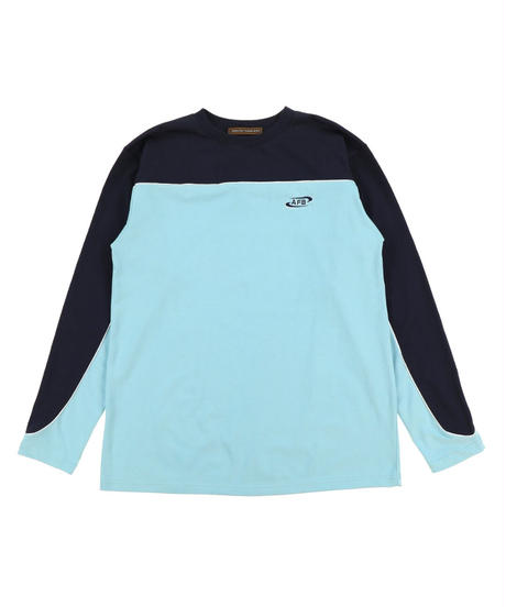 AFB (ABSOLUTELY FUCKING BITCH) / wave L/S tee