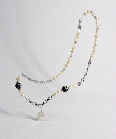 SPARKING / philly big ball chain silver