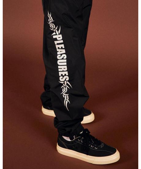 PLEASURES / reservoir track pants black