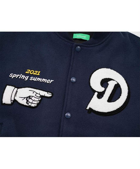 DONCARE(FFF) / state collage jacket