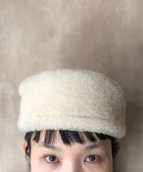 ムートン帽