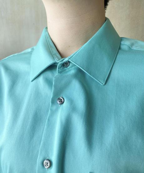 グリーンブルーBIGシャツ