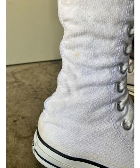 スーパーハイカット真っ白コンバース 23cm
