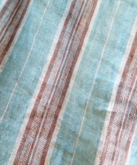 Stripe kaftan dress