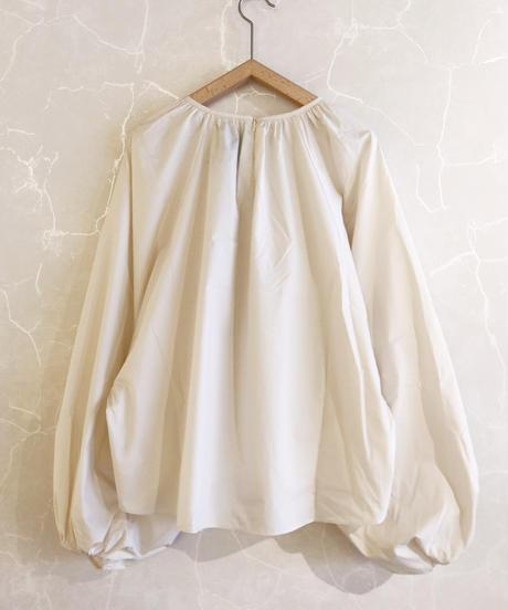 【STUDIO NICHOLSON】Posada big sleeve top /Milk
