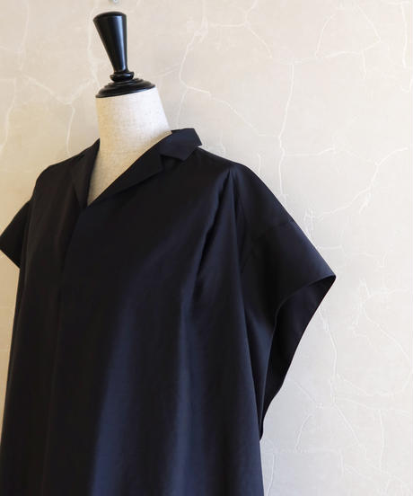 【08sircus】Silky skipper dress
