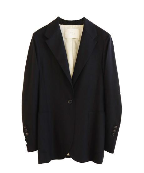 【TELA】Single jacket/Black