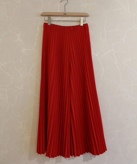 【Mal.】Pleated Pants/Red