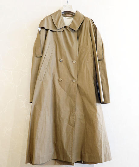 【NEHERA】Gun Patch trench coat