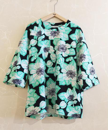 【Christian Wijnants】Flower printed tops