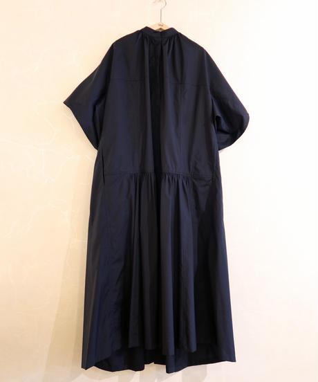 【Christian Wijnants】Gathering Dress/BLACK