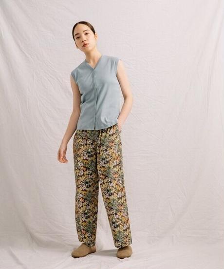 Botanical printed pants