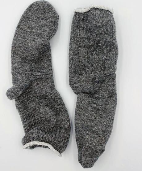【22cm~25cm】モヘアラメソックス