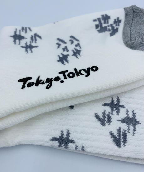 TOKYOTOKYOカタカナソックス