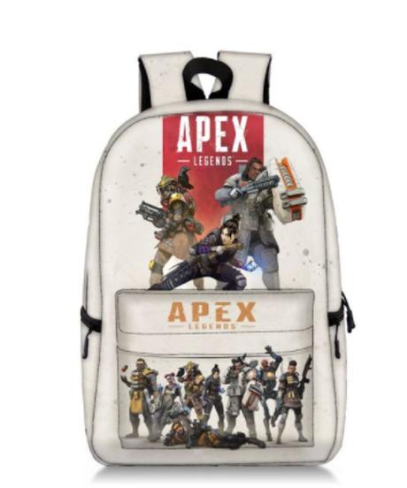 APEX LEGENDS キャラクター 背景プリント バックパック ユニセックス 男女兼用モデル リュック 10柄 ワンサイズ